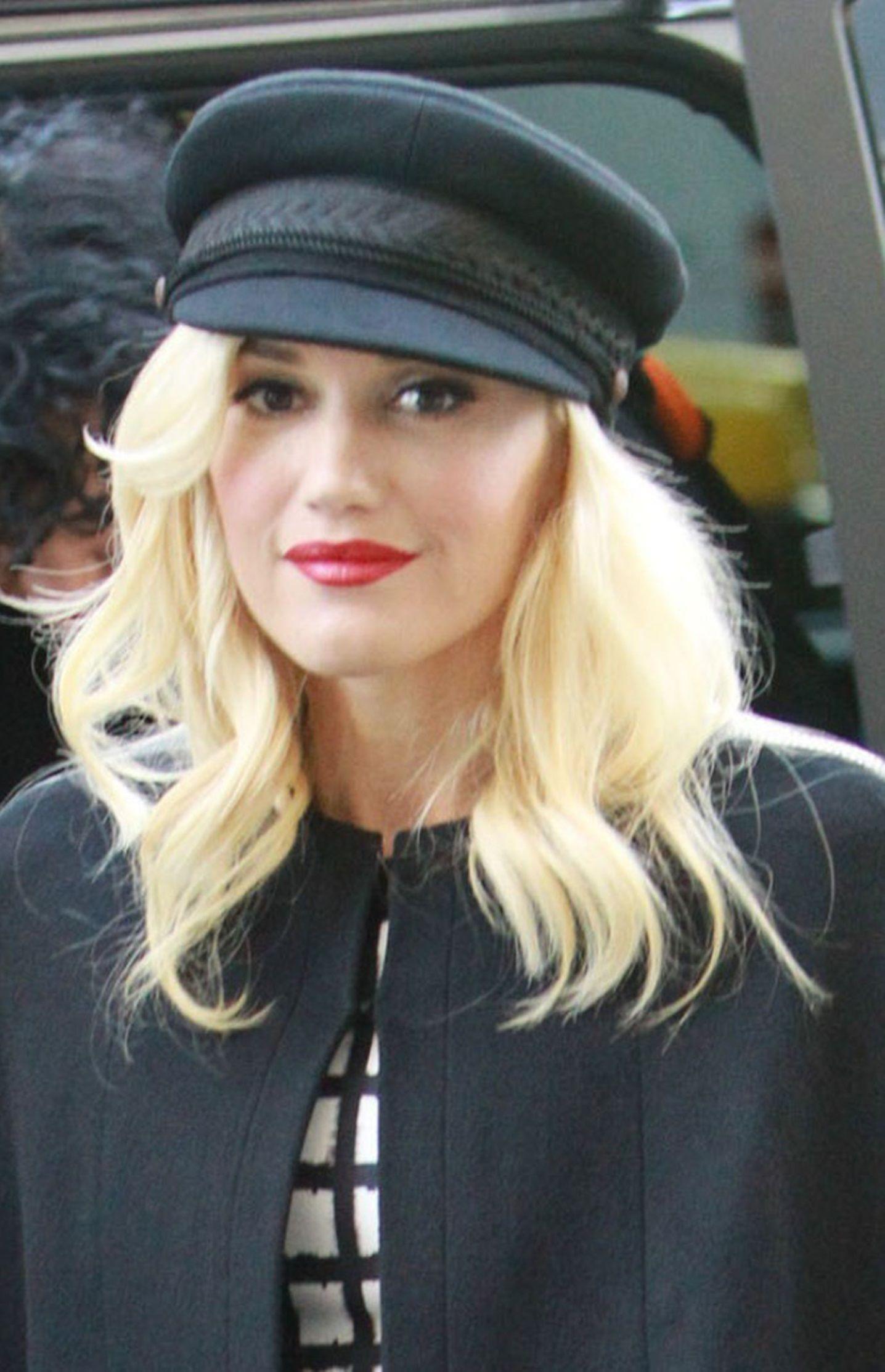 Gwen Stefani The Hat Carrie En Philip Treacy