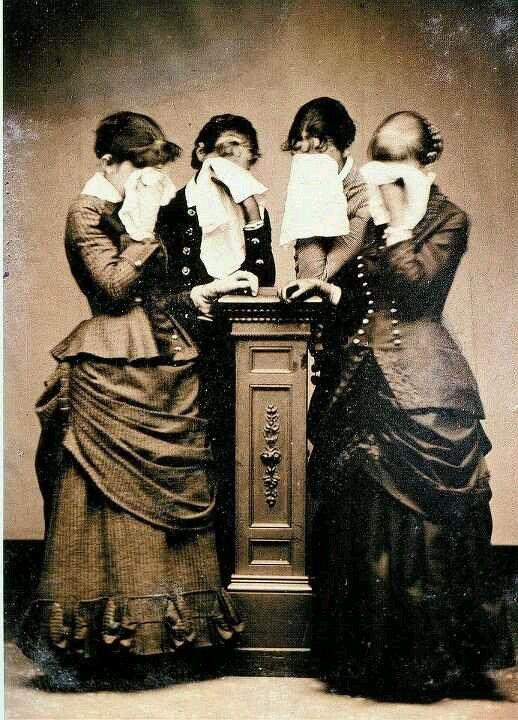 Weeping victorians