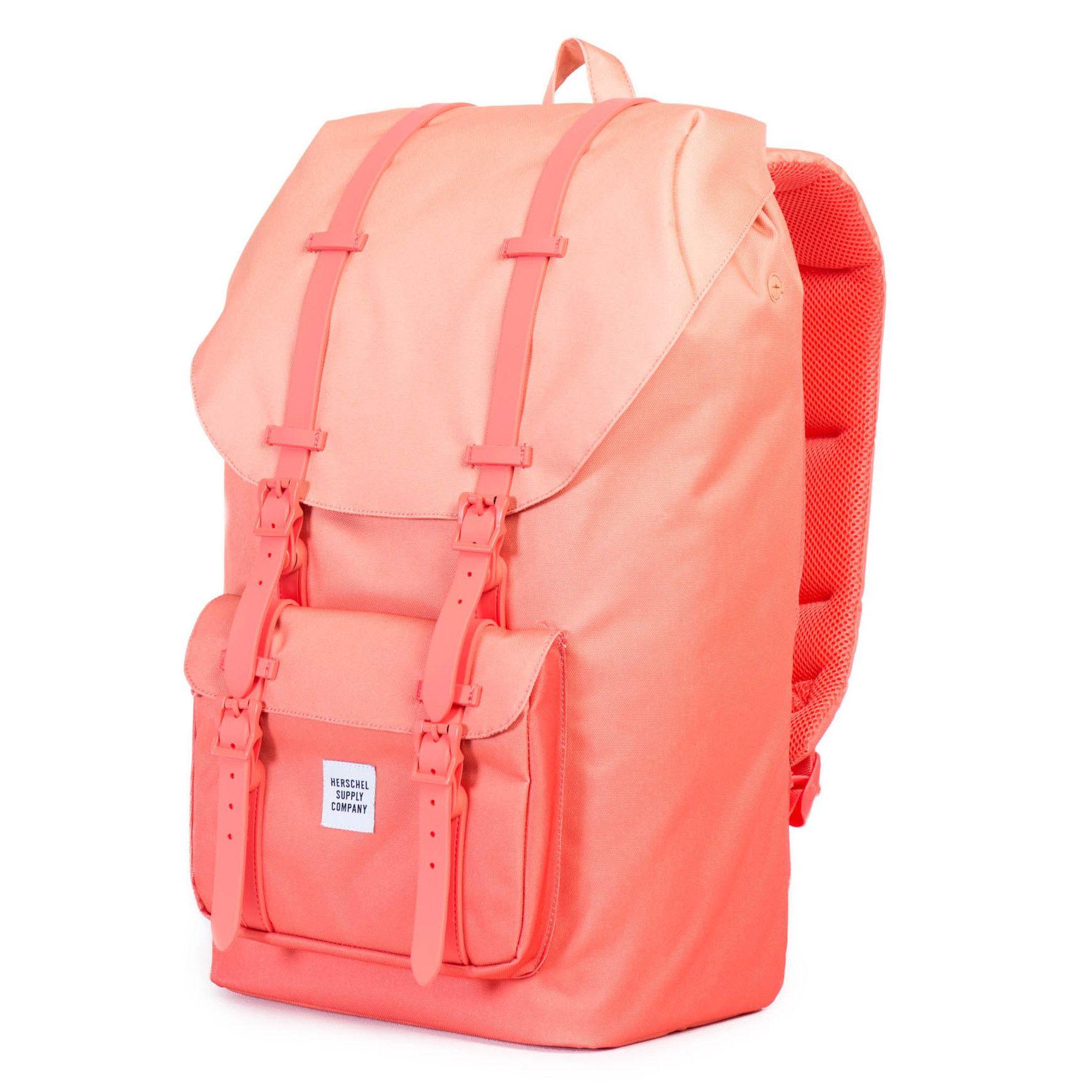 Herschel Supply Co.  Little America Backpack - Dusk Rubber  1b3e69ed82cb6