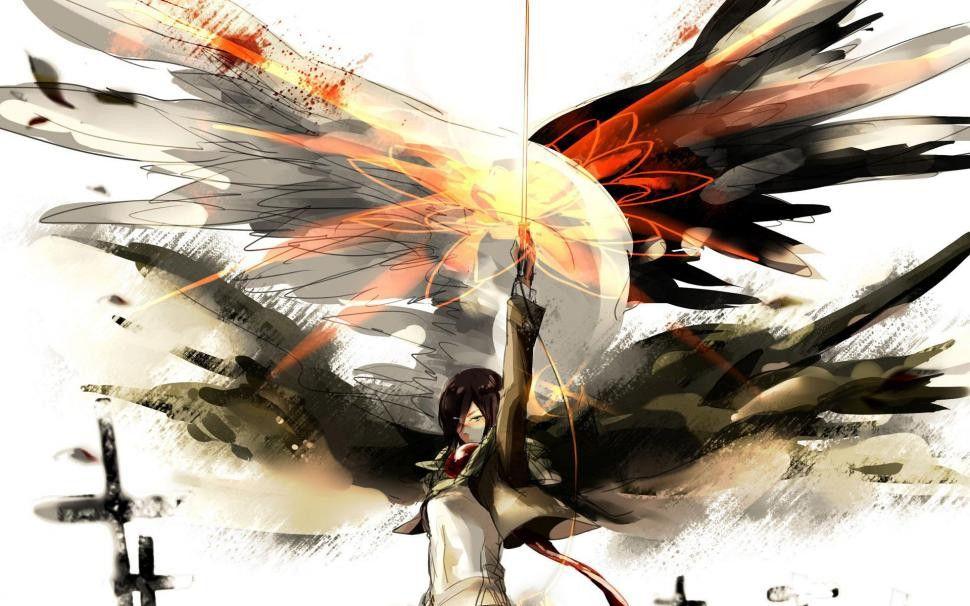 Attack On Titan Wallpaper Ipad Best Of Mikasa Ackerman Attack On Titan Wallpaper Of Attack On In 2020 Attack On Titan Anime Cool Anime Wallpapers Anime Wallpaper
