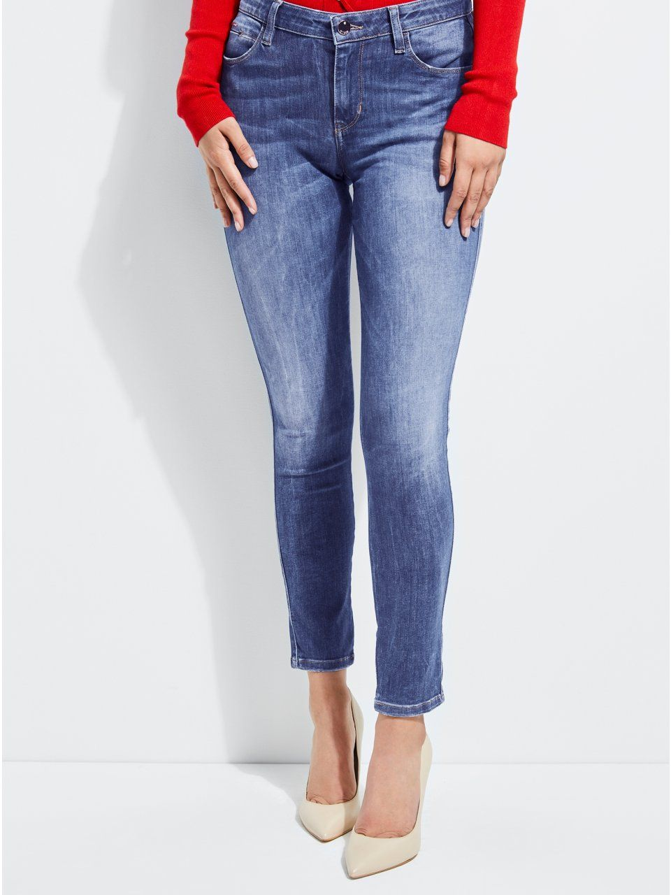 8397bd2b73c9 Sexy Curve Push-Up Skinny Jeans in 2019