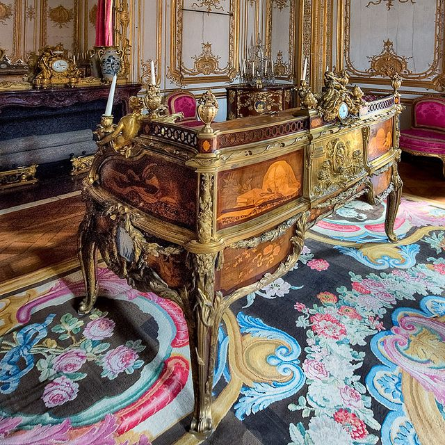Study of Louis XV Versailles Versailles, French