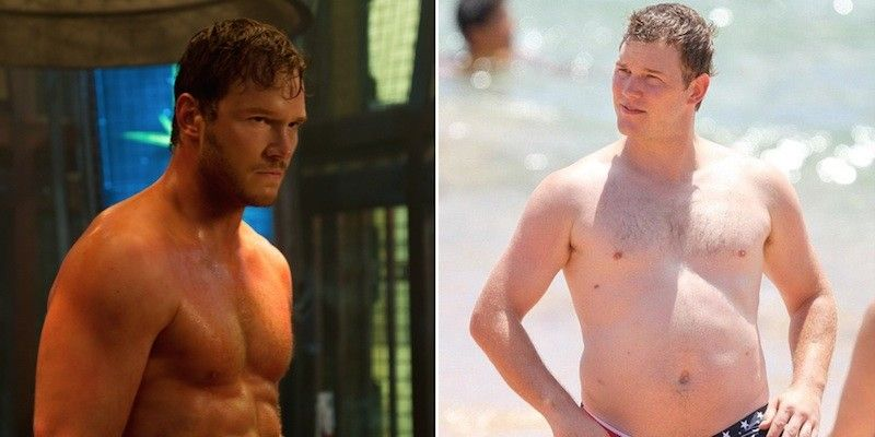 Chris Pratt Transformation: From Dadbod to Full On ...