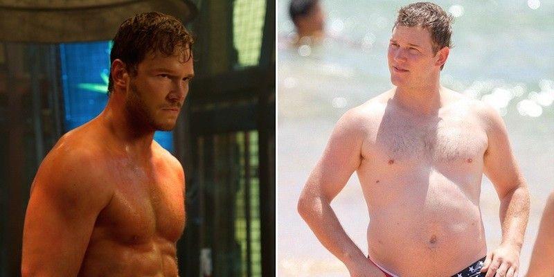 Chris Pratt Transformation: From Dadbod to Full On ...