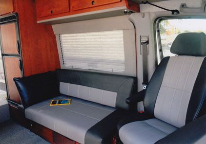 Sportsmobile Offers 50 Camper Van Plans Or Will Customize