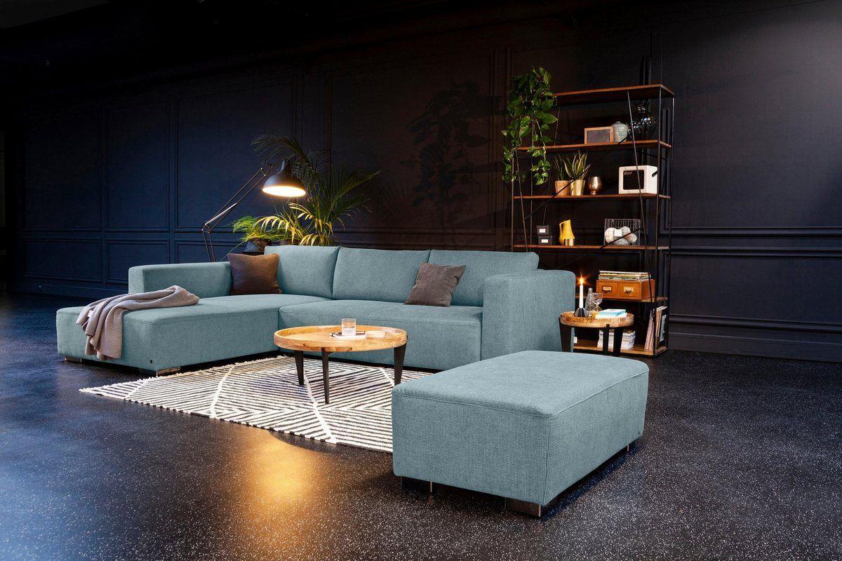 Ecksofa Heaven Style Xl Aus Der Colors Collection Wahlweise Mit Bettfunktion Bettkasten In 2020 Wohnen Sofa Und Ecksofa