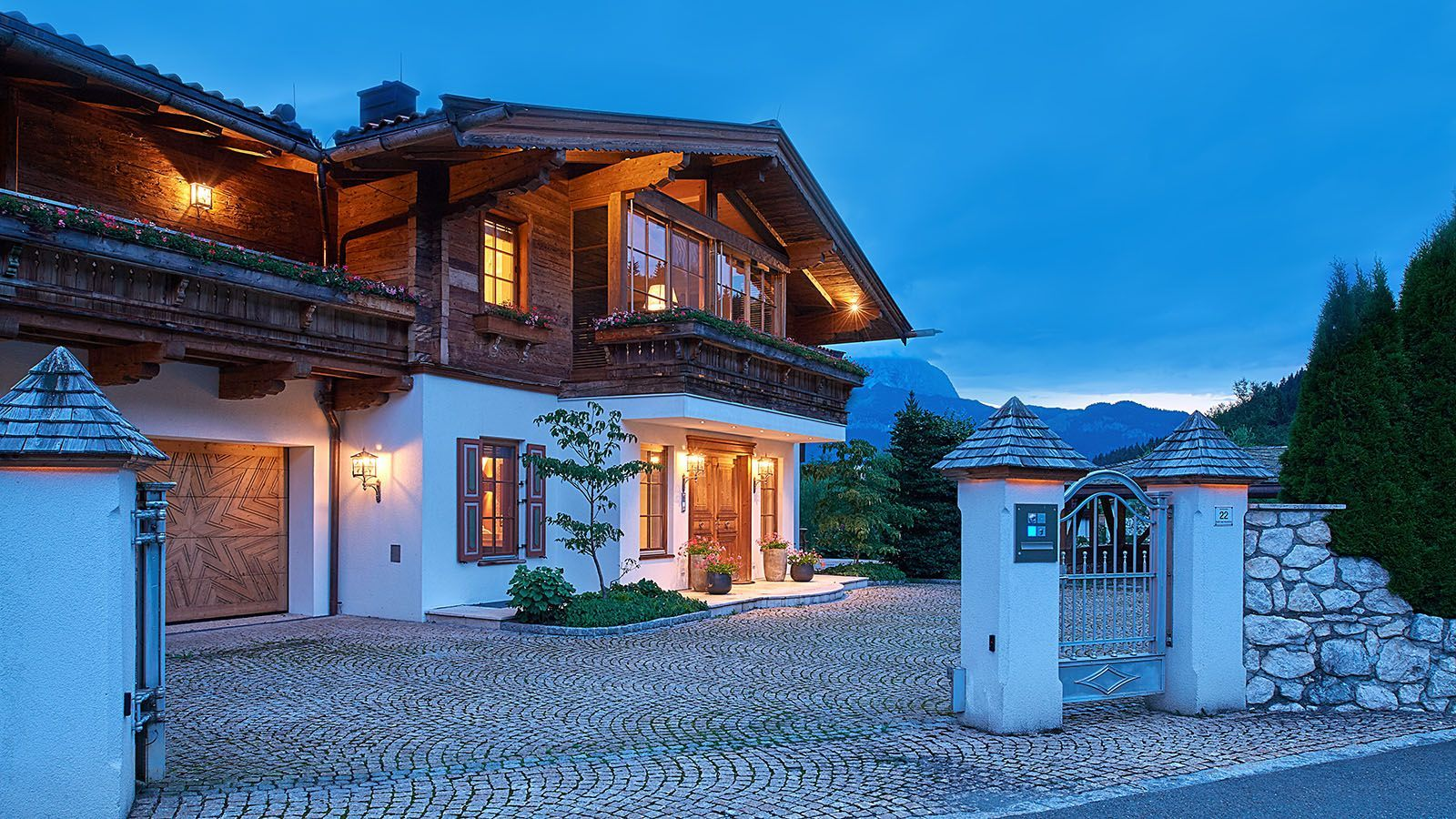 Luxus-Chalet mit Blick auf den Wilden Kaiser | Reith bei Kitzbühel ...