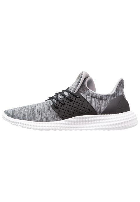 adidas Performance ATHLETICS 24/7 - Sports shoes - white PBQTDd