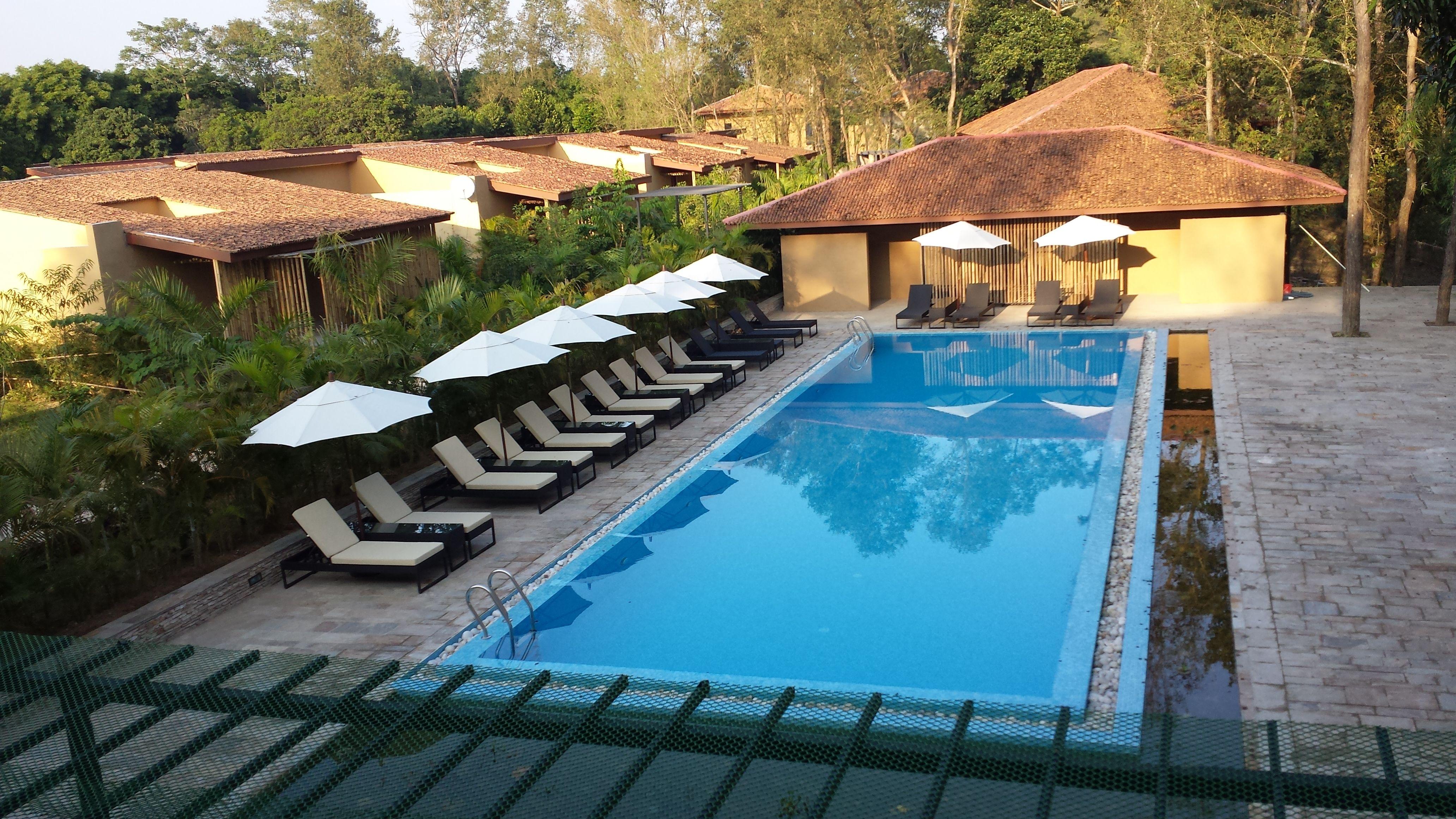 kasara jungle resort chitwan national park nepal