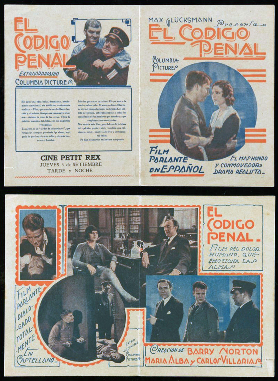 El Codigo Penal 1931 Nitrateville Com