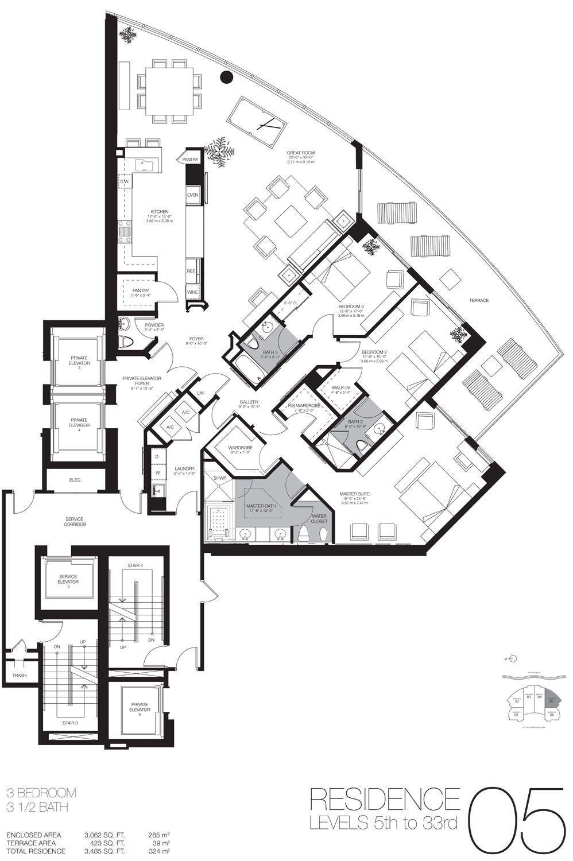 Floor Plans Planos De Casas Diseños De Casas Condominios