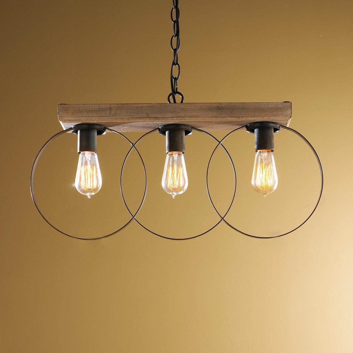 Three ring pendant light three rings pendant lighting and third