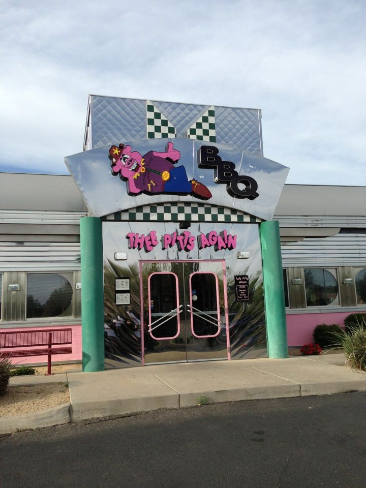 Thee Pitts Again In Glendale Az Featured On Diners Drive Ins And Dives