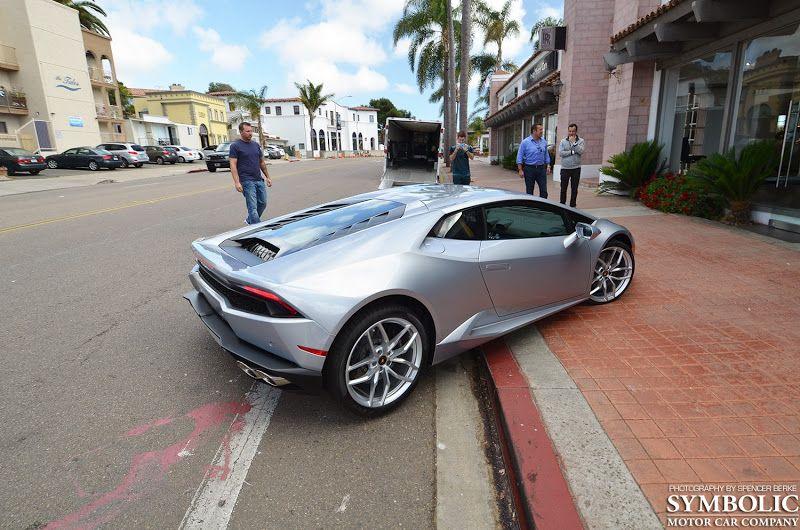 Lamborghini Huracn Lp610 4 Via Symbolic Motor Car Company The
