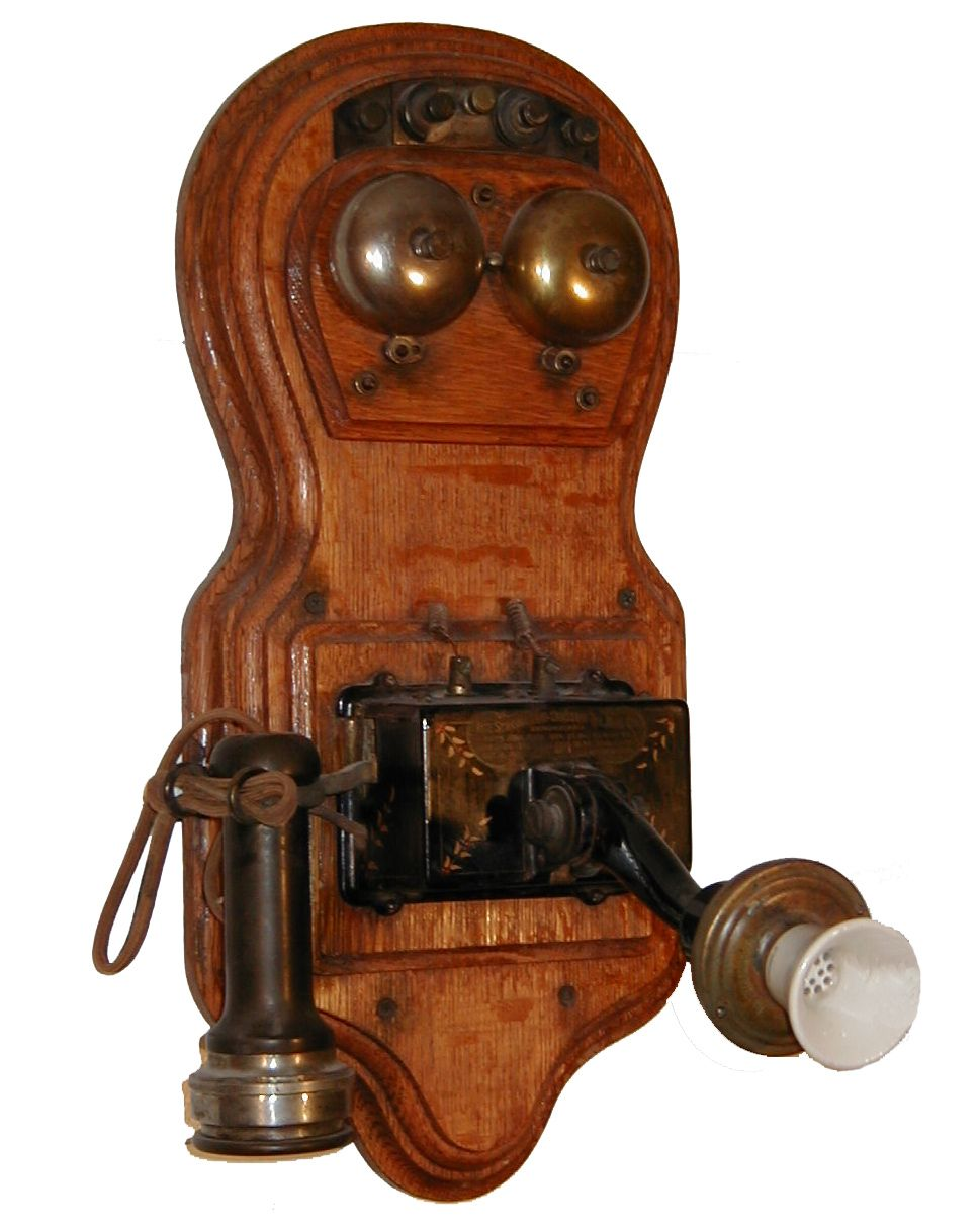 medium resolution of old telephones figure 8 telephonearchive com antique telephone information
