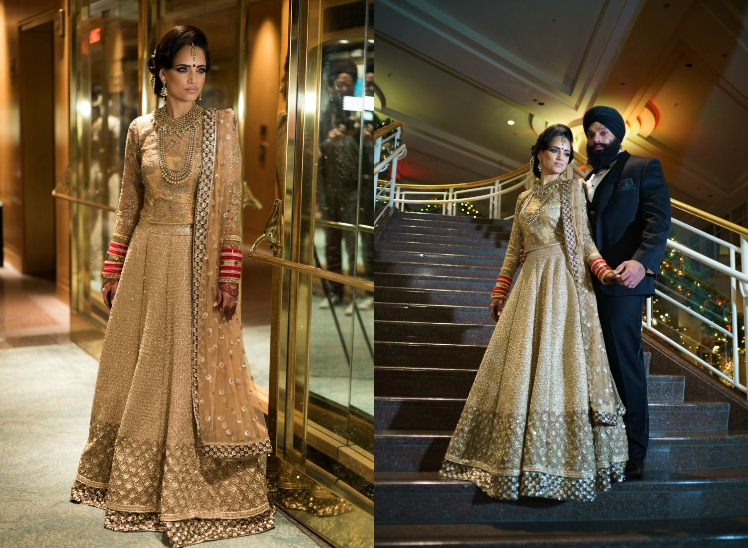 2019 year for women- Sikh a attending wedding what to wear