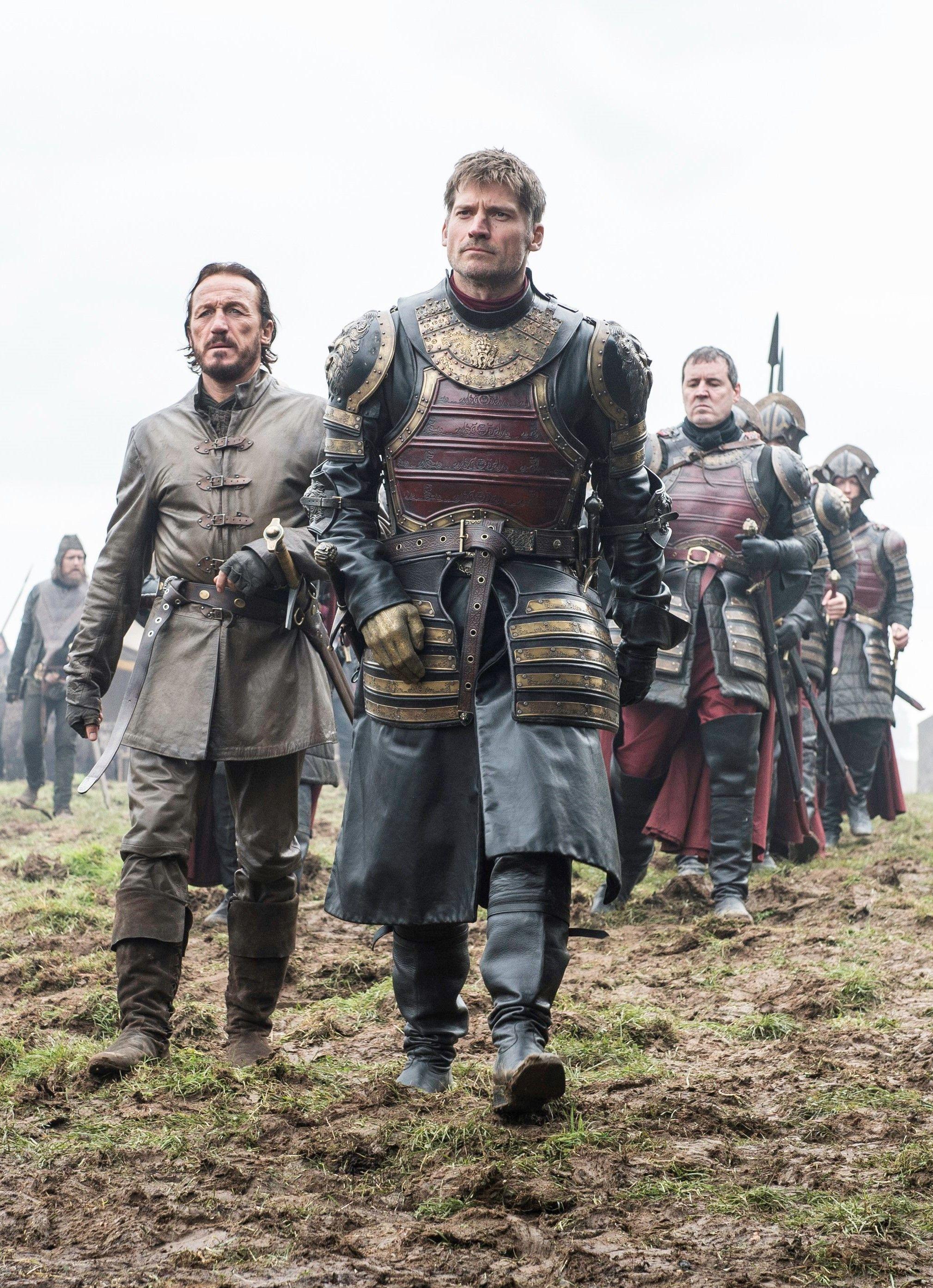 Juego De Tronos Jaime Bronn Personajes Fantasticos En 2019
