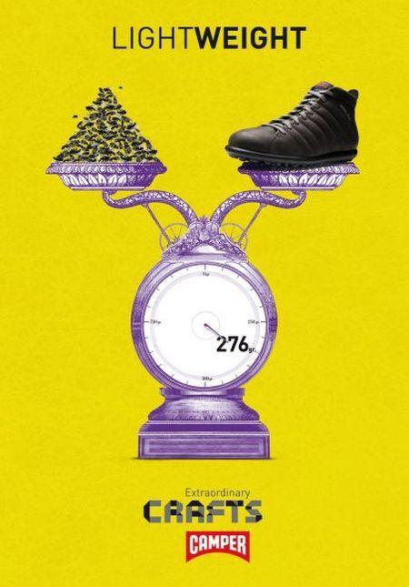 Creative Magazine Advertisement Design