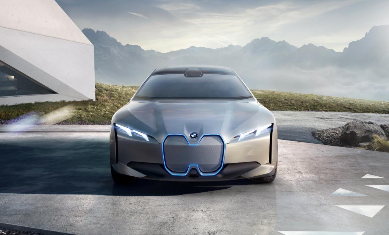 Bmw I Vision Dynamics Iaa Frankfurt Sept 2017 Bmw Bmw I3 Concept Cars