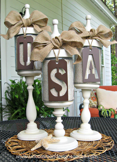4th of July Apothecary Jars... | Uncommon