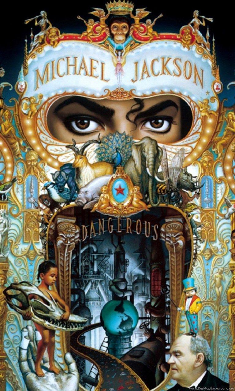 Michael Jackson Dangerous lockscreen Fondo de pantalla