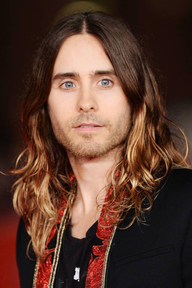 Jared Leto Shows Off Normal Hair At The Mtv Movie Awards Jared Leto Hair Hair Evolution Hair Transformation