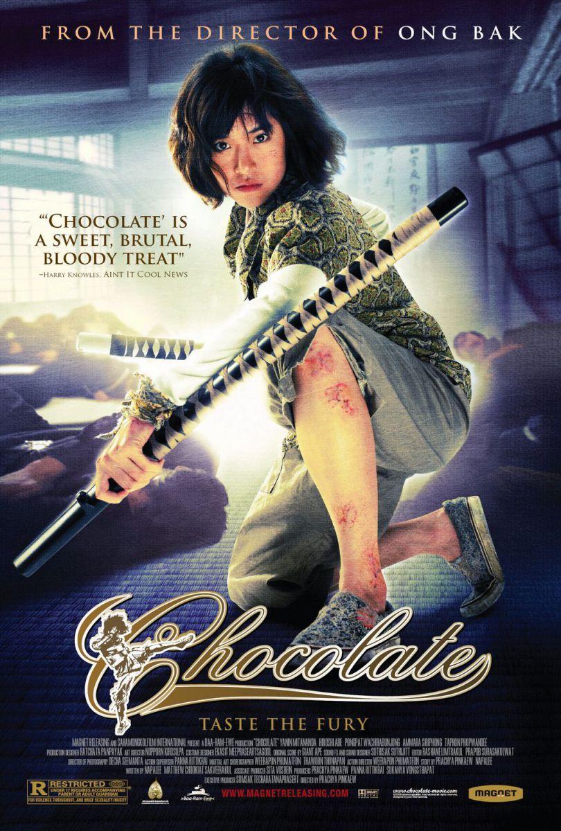 Dia 13 Chocolate Filme De Luta Filmes Hd Cartazes De Filmes