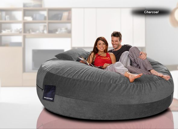 Remarkable Sumo Maximus Bean Bag Chair Largest Beanbag In 2019 Bean Squirreltailoven Fun Painted Chair Ideas Images Squirreltailovenorg