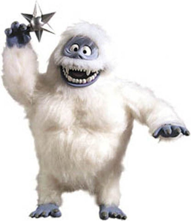 Monsters Inc. - Abominable Snowman Yeti | Bumble christmas | Pinterest