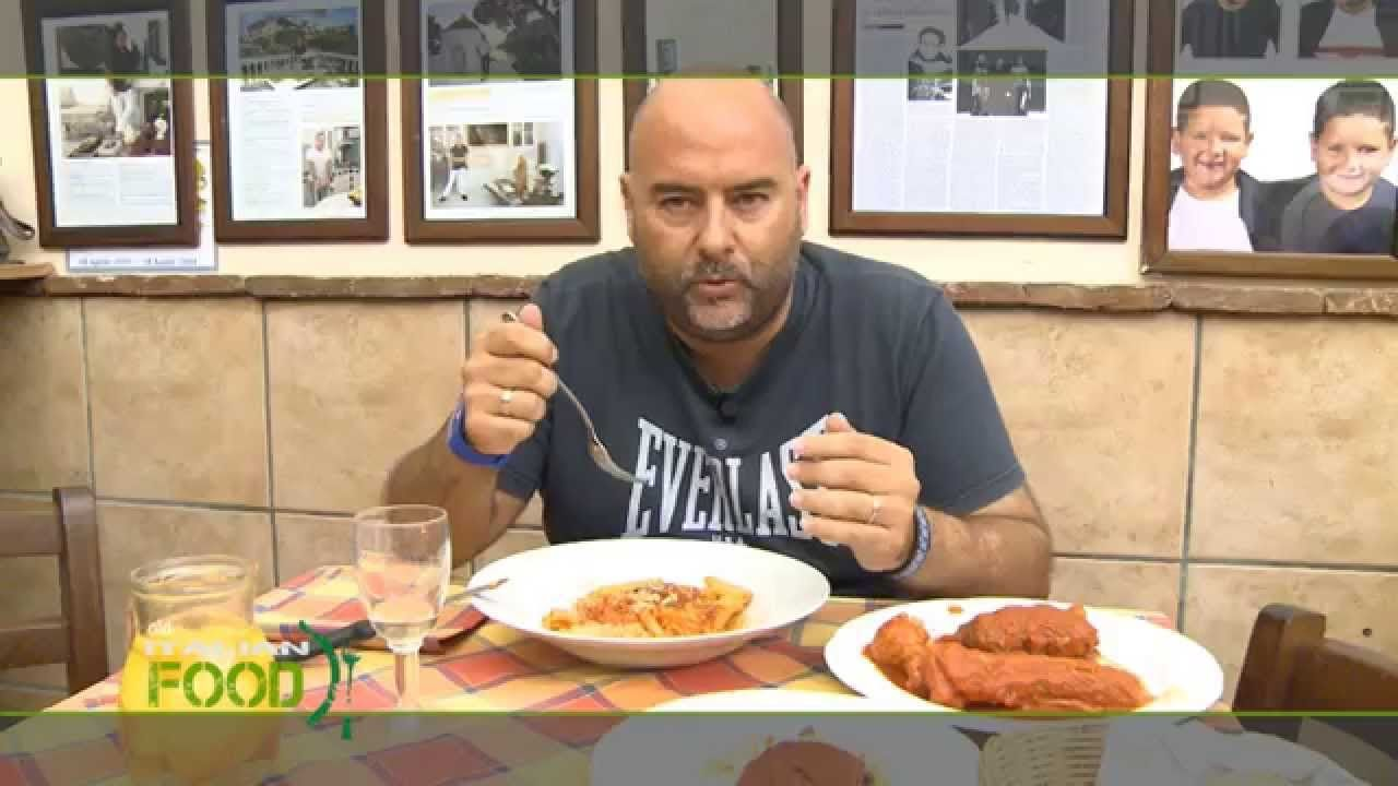 OLD ITALIAN FOOD - NAPOLI | eat pray love | Italian recipes