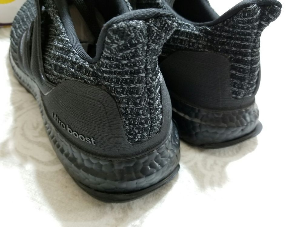 promo code a5da3 398fa Adidas Ultra Boost Ultraboost 4.0 Triple All Black BB6171 ...