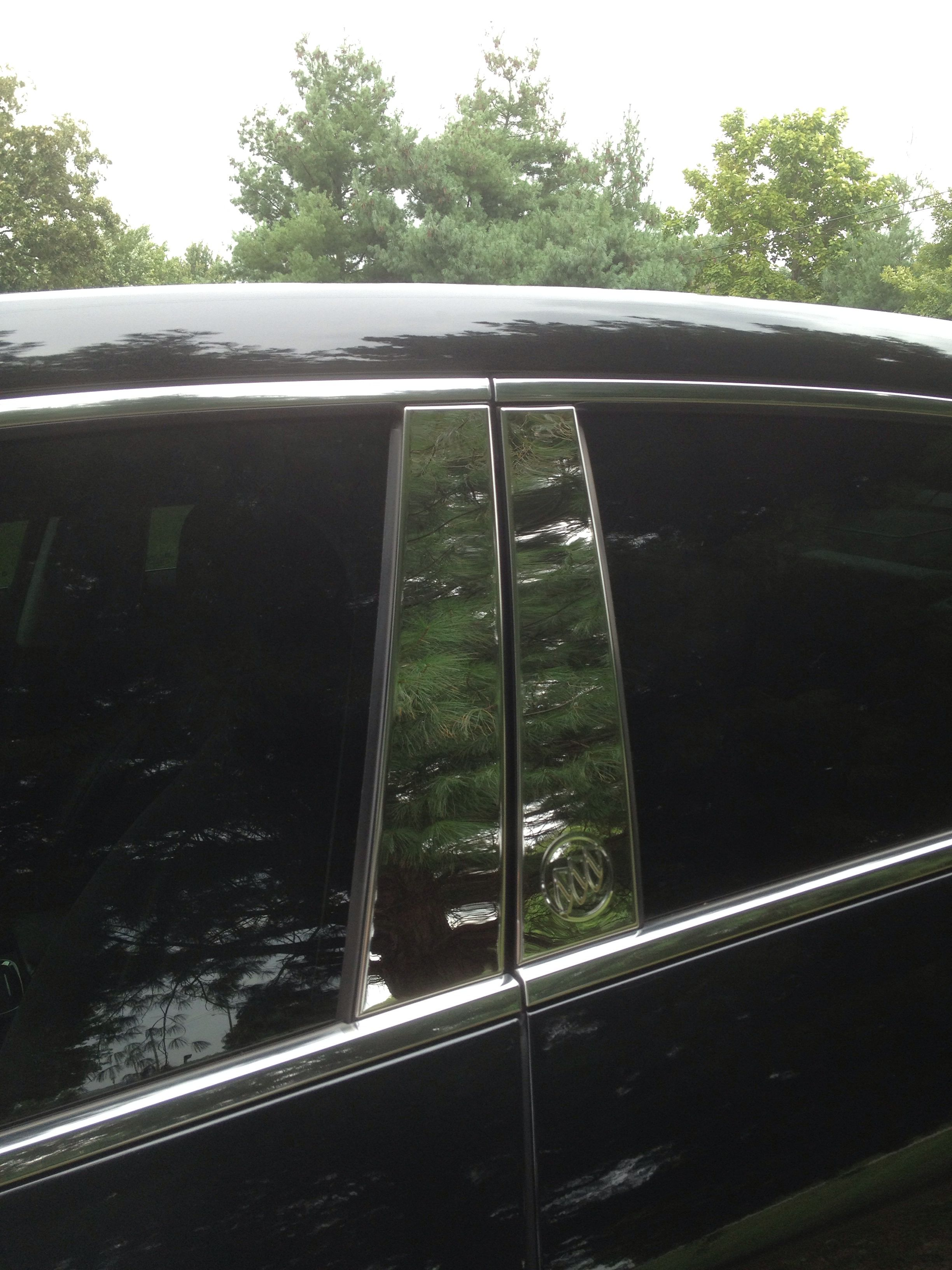 2011 Buick Lacrosse Cxs Chrome Door Pillar Covers 2011 Buick Lacrosse Buick Lacrosse Best Luxury Cars