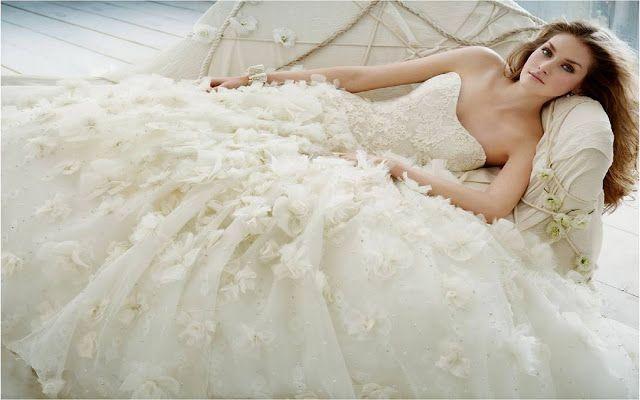 Pin De Liteul Liteul En Gorgeous Likes Vestidos De Novia Novios Vestido De Novia Rosado
