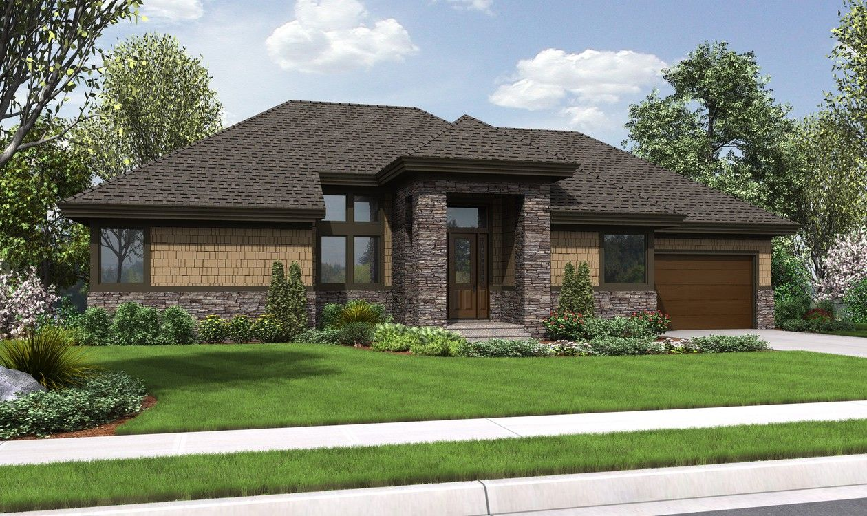 Perfect contemporary ranch with walkout basement perfect contemporary ranch with walkout basement home design floor