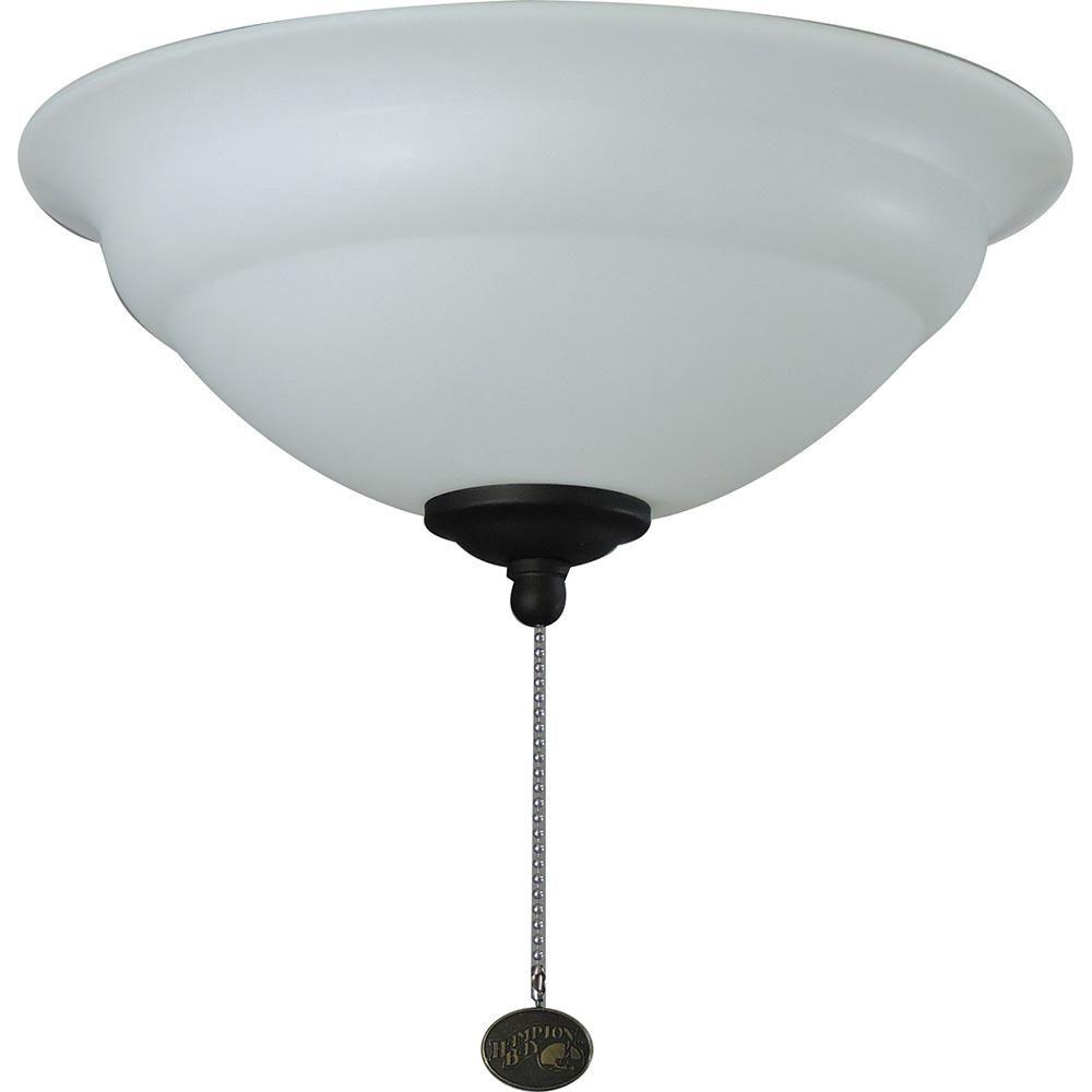 Hampton Bay Altura Led Ceiling Fan Light Kit 91169 In 2020 Fan