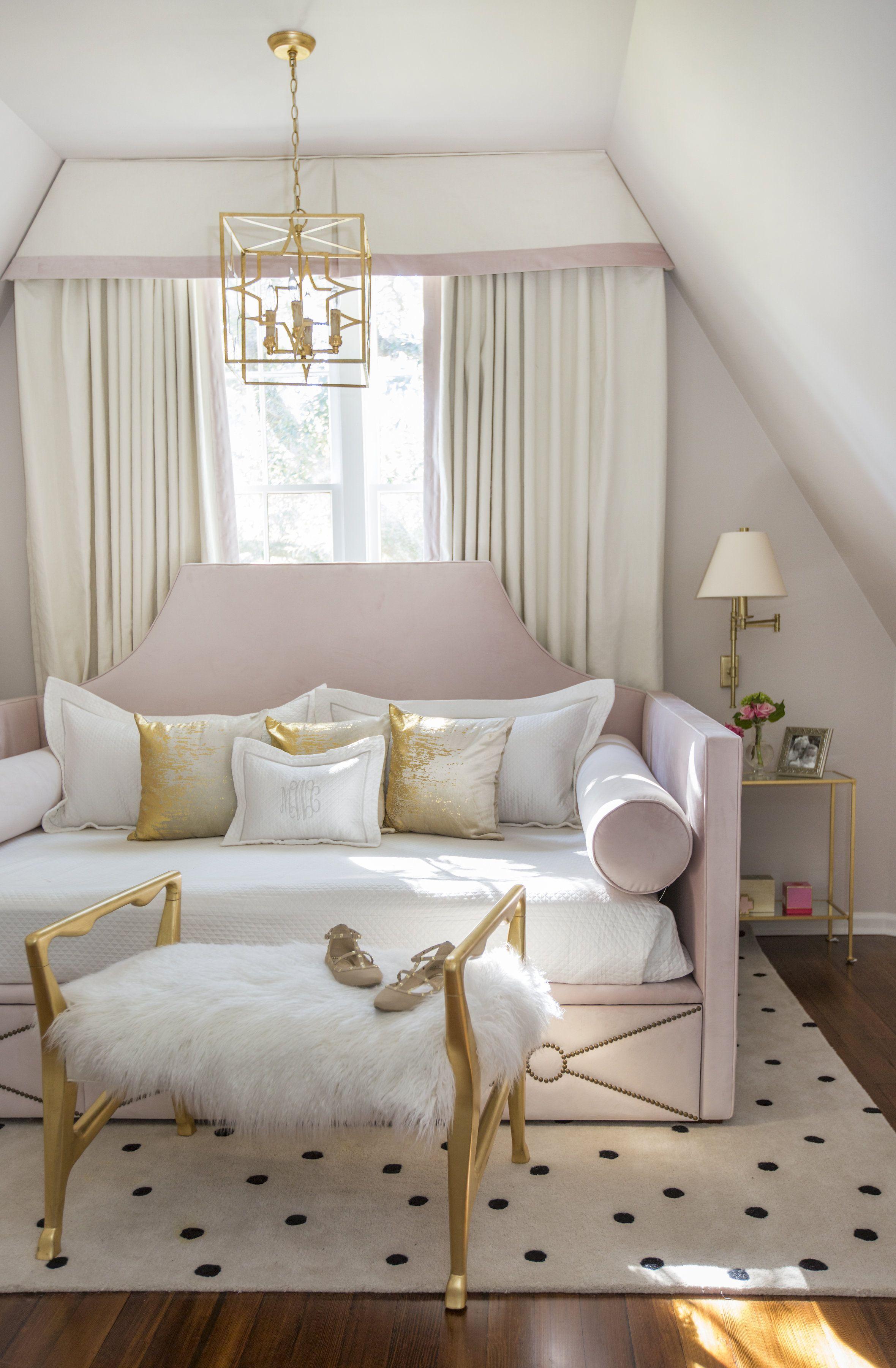 Rachel Cannon Limited Interiors | Sweet teen bedroom ...