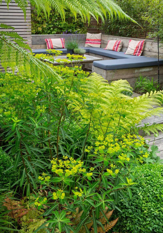 hidden urban garden design London | Urban garden design ...