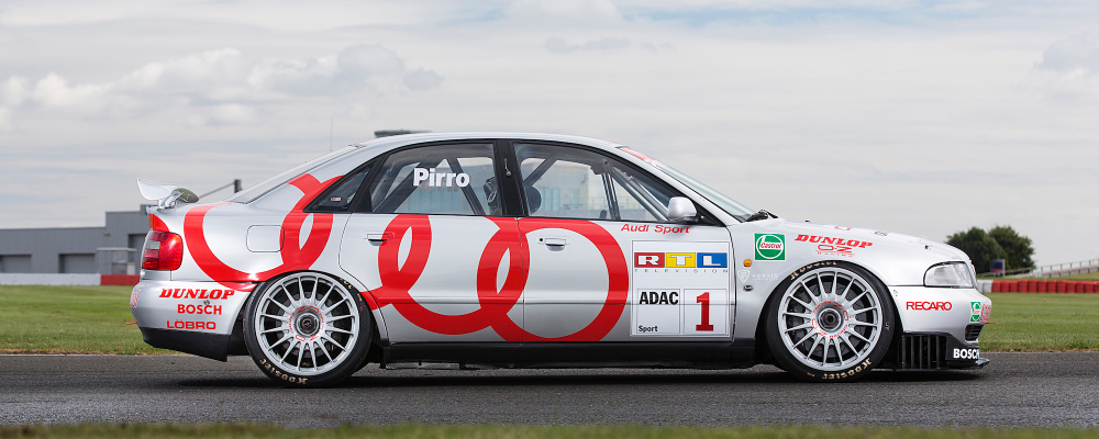 Audi A4 Quattro Super Tourer A Car Unlike Any Other in