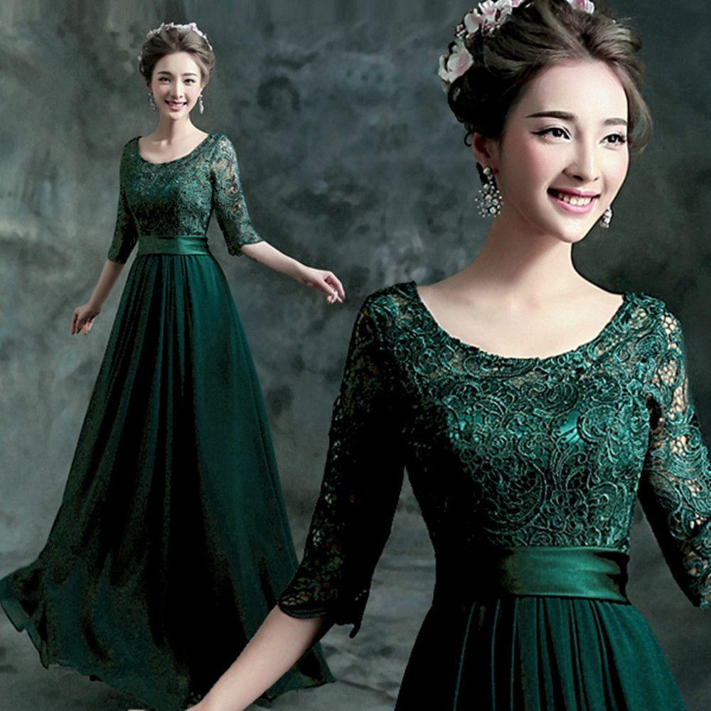 Spring Green Prom Dresses 2015