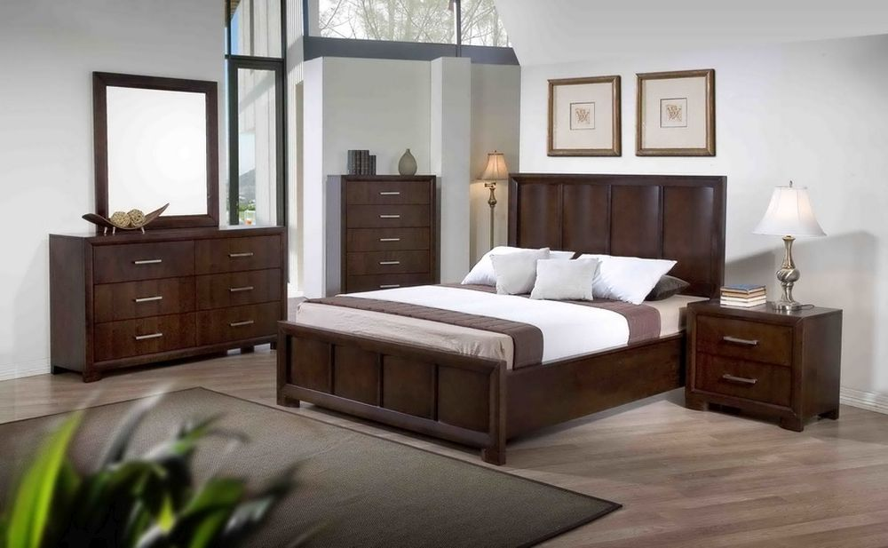 6Pc Bradvel Queen Bedroom Set- BEL Furniture Houston & San ...