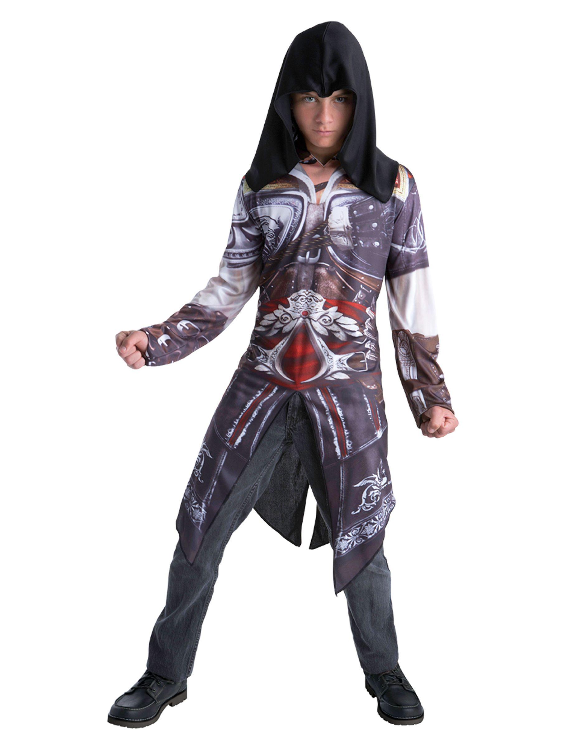 Assassin's Disfraz Adolescente Creed™ Ezio Sublimation rhdQtsCxB
