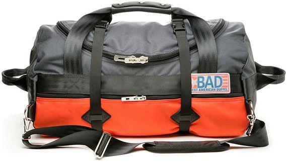 BAD (Best American Duffel) Bags • Gear Patrol 6dc32d656c3a2