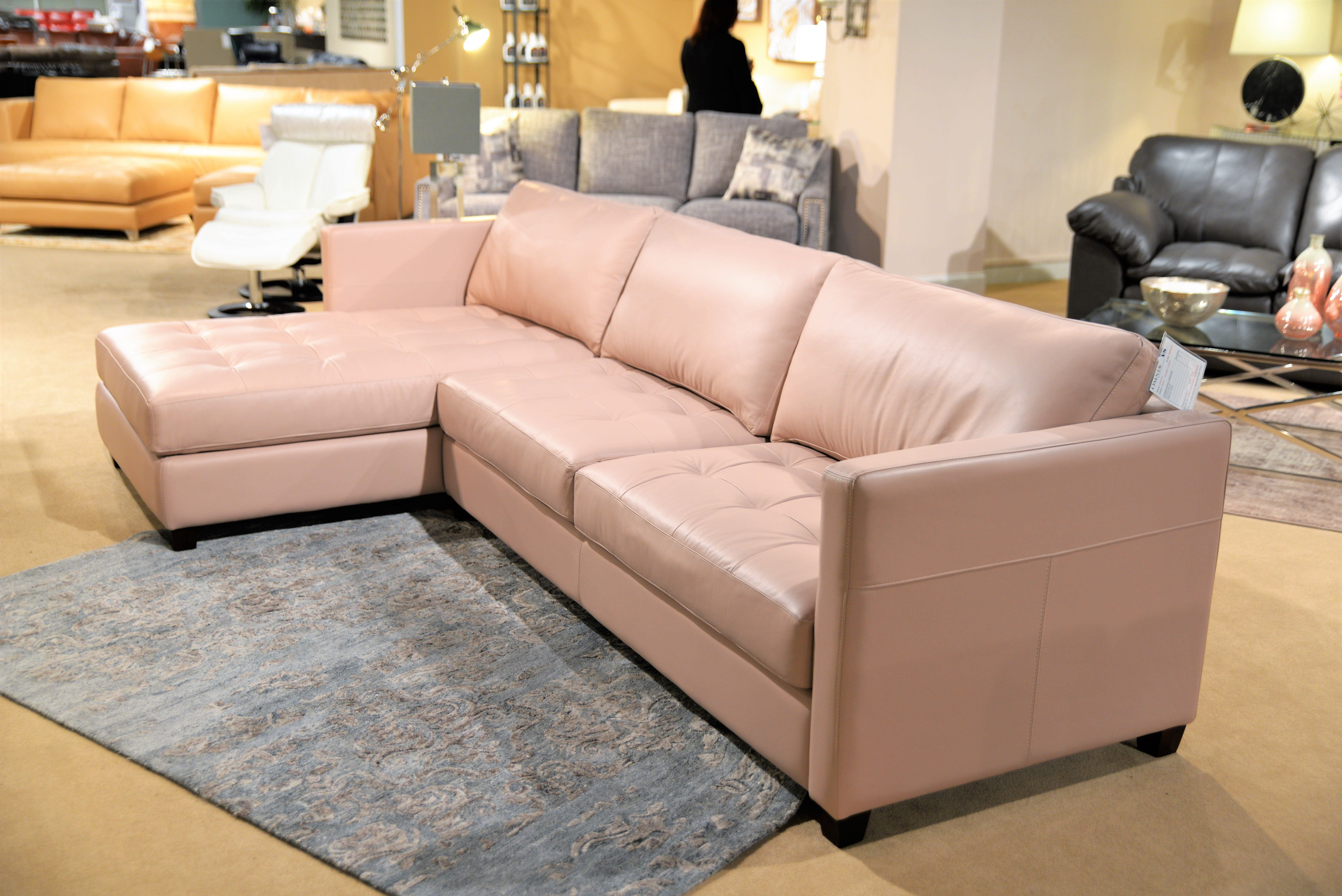 Danilo Sectional | Sectional, Leather furniture, Furniture