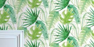Afbeeldingsresultaat voor behang tropisch