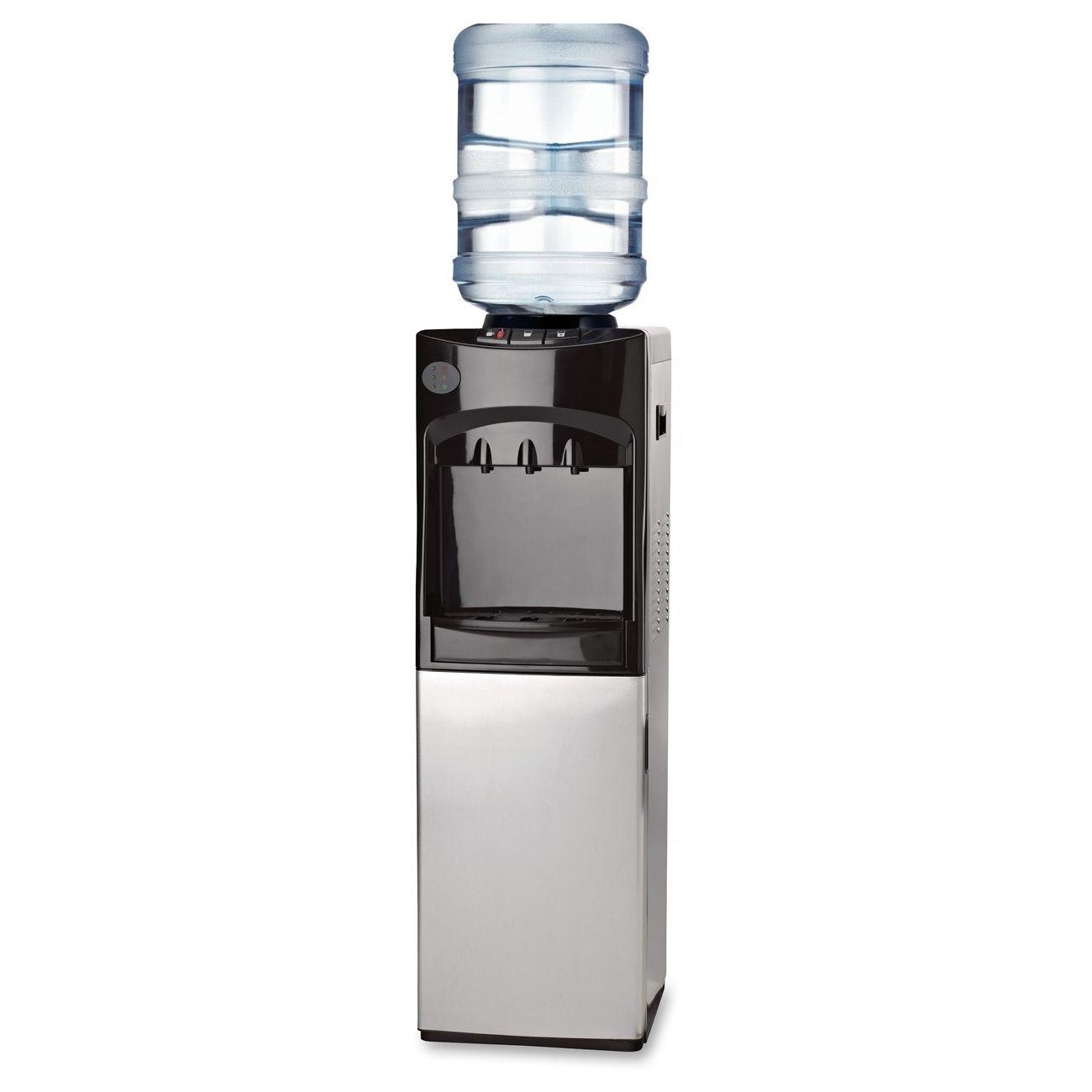 Freestanding Water Cooler Item Gjo22552 Dispenses Cold Water
