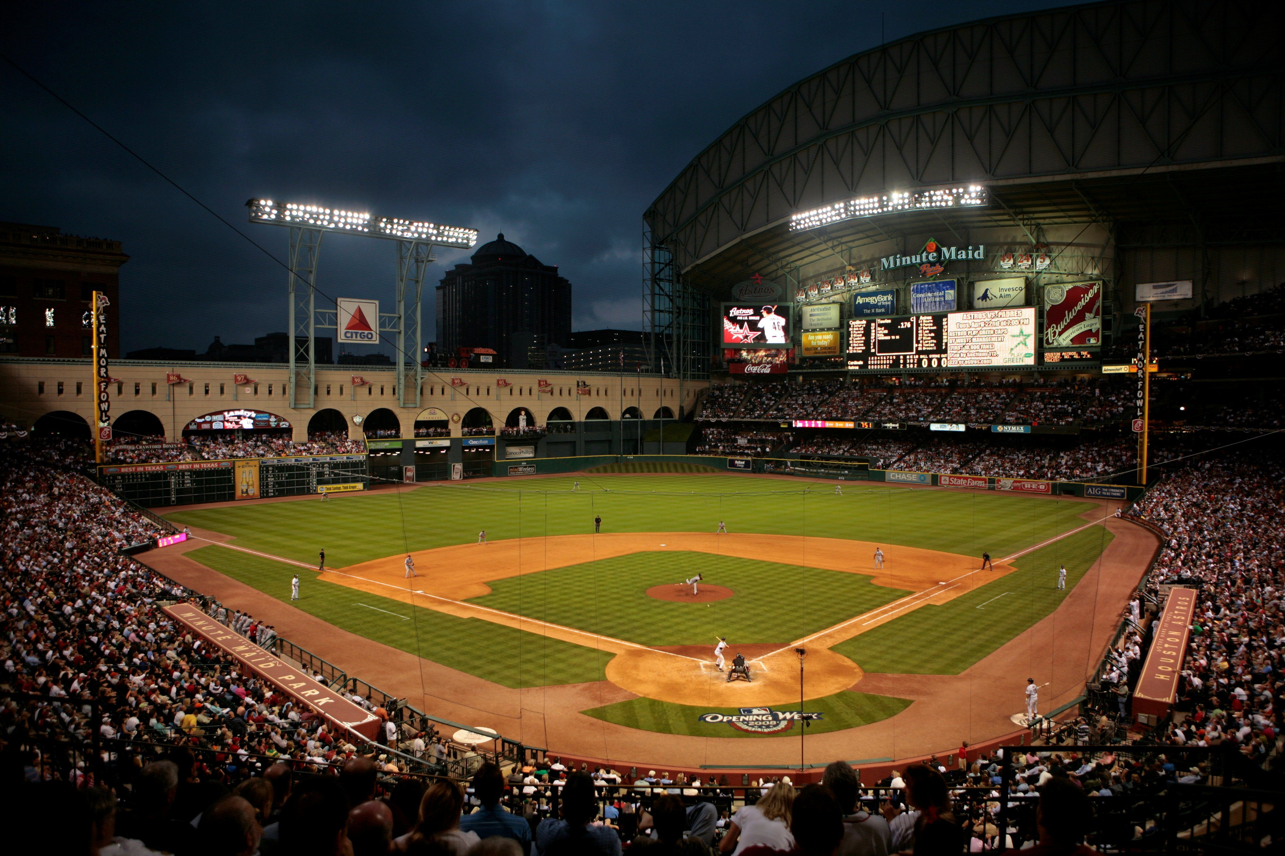 Next On Our Baseball Stadium List