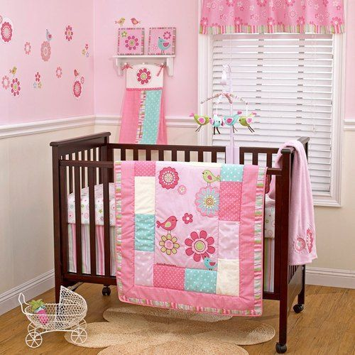 Decoraci n dormitorios para bebes ni as 10 ideas de ropa for Cuartos para nina bebe