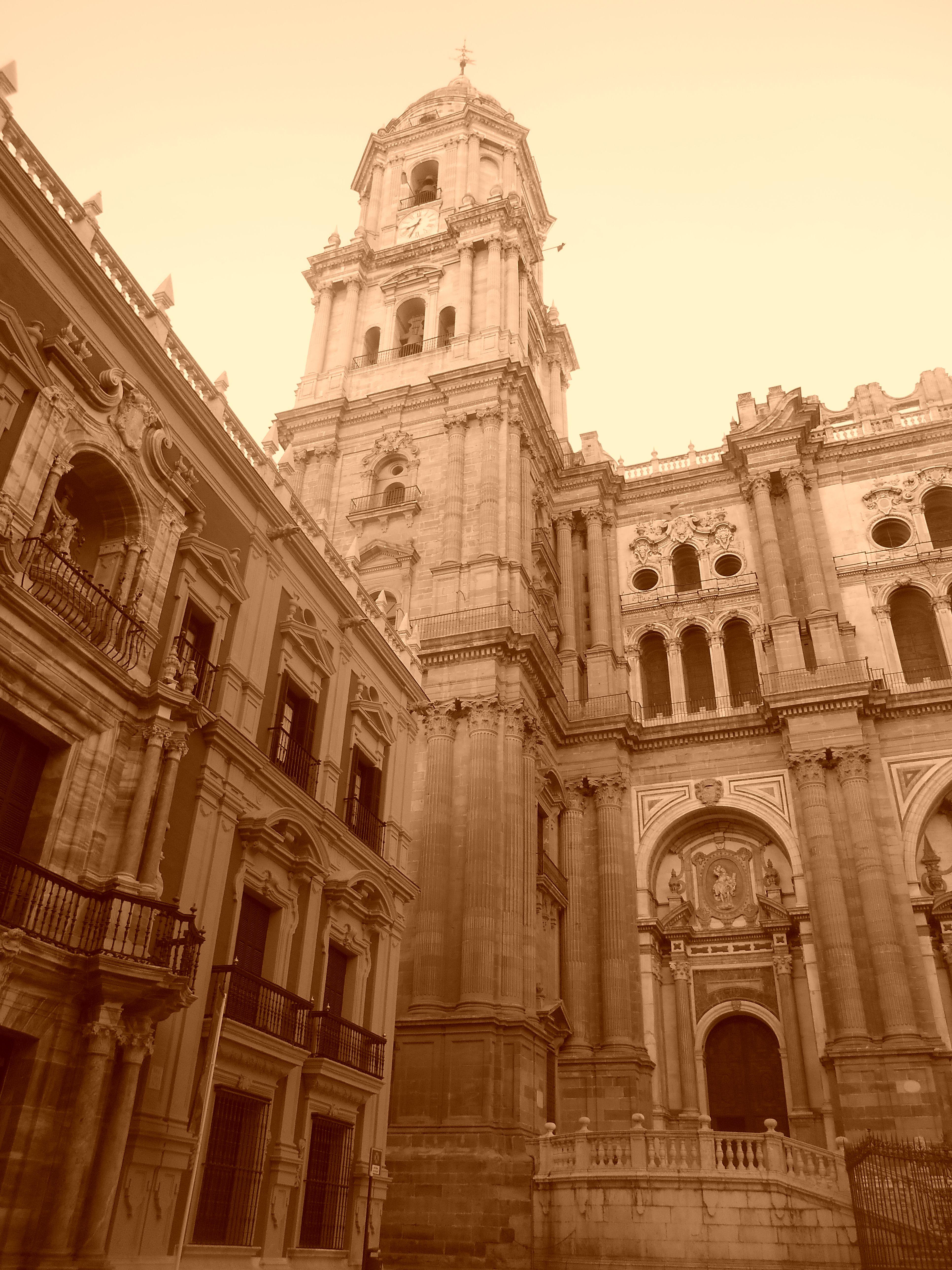 Palacio Arzobispal y Catedral