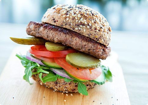 Easy Healthy Eating 5 Awesome Lean Burger Recipes Healthy Burger Easy Healthy Eating Burger Recipes Beef
