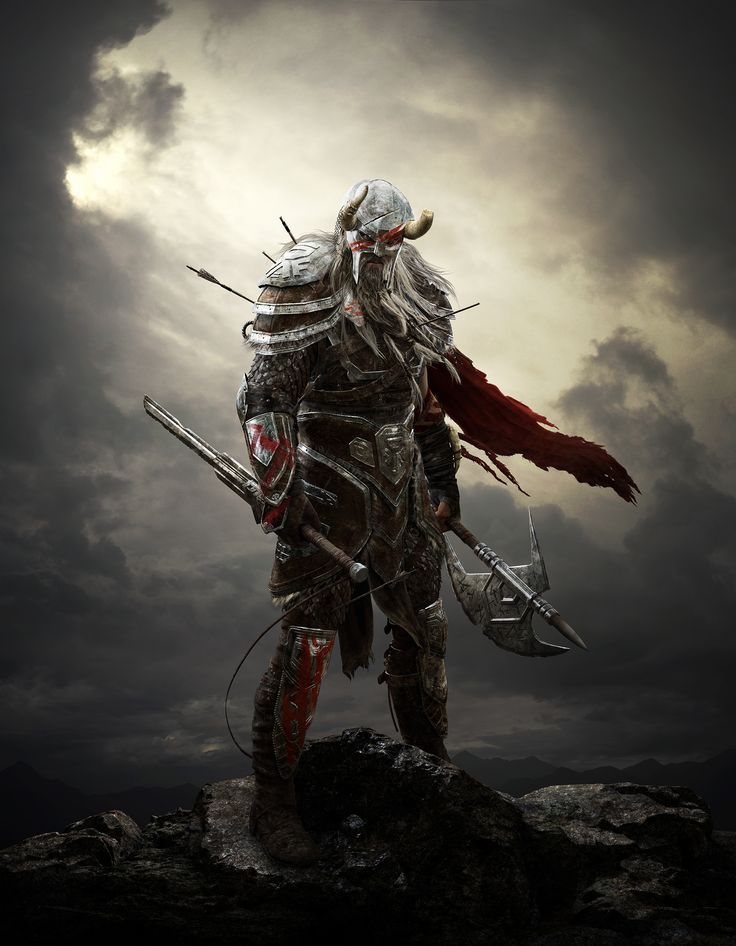 Elder Scrolls Online Trailer Nord Armor Google Search Random